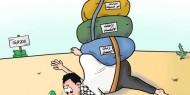 أزمات سكان قطاع غزة