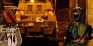 الاحتلال يقتحم دير أبو مشعل ويعتقل والد الشهيد عنكوش