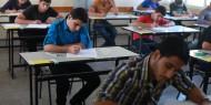 عودة طلبة الثانوية العامة الى مدارسهم وسط إجراءات وقائية في غزة