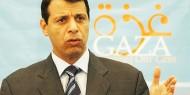 القائد محمد دحلان ينعي المناضل الكبير غسان الشكعة