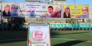 بالفيديو والصور.. حركة فتح برفح تنظم مهرجاناً كروياً في ذكرى رحيل شيخ المناضلىن
