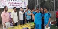 بالصور.. الشبيبة الفتحاوية برفح تنظم مهرجاناً كروياً في ذكرى رحيل شيخ المناضلين