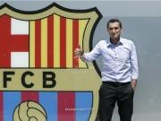 برشلونة يقيل مدربه فالفيردي ويعلن عن خليفته