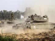 توغل محدود لجرافات جيـش الاحتلال شمال قطاع غزة