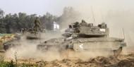 توغل محدود لآليات الاحتلال جنوب قطاع غزة