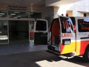 إصابات بحادث سير في نابلس