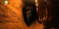 """شاهد بالفيديو: نظرة داخل أحد أنفاق """"حماس"""""""