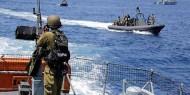الزوارق الحربية الإسرائيلية تستهدف الصيادين بنيران أسلحتها شمال قطاع غزة
