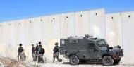 بالصور .. الاحتلال يعتقل شبان حاولوا تسلق الجدار للوصول للمسجد الأقصى