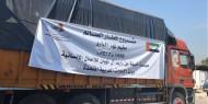 بالصور.. «إصلاحي فتح» وفتا يوزعان 6500 طردًا غذائيًا في مخيمات لبنان