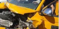 وفاة مواطنة خلال حادث سير في دير البلح