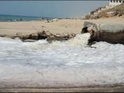 بلدية غزة تنفي ضخ مياه الصرف الصحي باتجاه الشواطئ