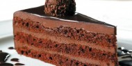 أسهل طريقة لعمل كيك موس الشوكولاتة