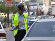 حالة الطـرق وحوادث السير في قطـاع غزة