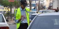 """بسبب الأحوال الجوية.. شرطة مرور حماس: تأجيل أعمال شارع """"مفترق السنافور"""" صلاح الدين"""