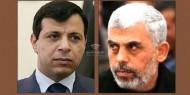"""صحيفة : غزة تنتظر """"رزمة"""" التغيير بعد تفاهمات """"حماس - دحلان"""""""