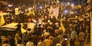 بالصور.. آلاف الفتحاويين في خان يونس ينتفضون دعماً ونصرةً للأقصى