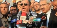 أبو شمالة ينعي شهداء نفق القاومة