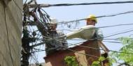 زيادة ساعات قطع الكهرباء في الضفة المحتلة