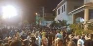 بالصور : استشهاد شابين من رفح متأثرين باصابتهما خلال مسيرات العودة