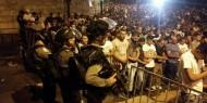 الآلاف يرابطون عند باب الأسباط ودعوات للنفير العام اليوم