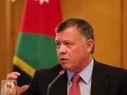 العاهل الأردني يؤكد على حق الشعب الفلسطيني باستقلاله وفق القرارات الدولية