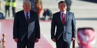 تفاصيل اجتماع الرئيس عباس مع العاهل الاردني