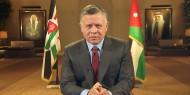 """ملك الأردن: """"حل الدولتين"""" الوحيد الذي يلبي طموحات الجانبين وينهي الصراع"""