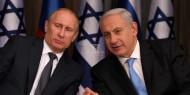 """كان يتصبب عرقا.. ما هو """"الخبر المرعب"""" الذي نقله """"نتنياهو"""" لـ """"بوتين""""؟!"""
