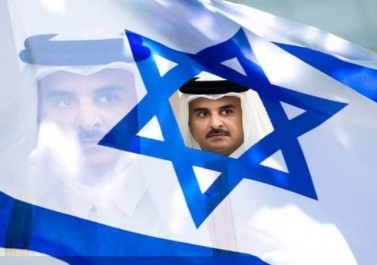 قطر : حل الأزمة الخليجية مقابل السلام مع إسرائيل