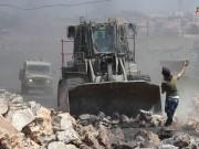 انتقادات لاذعة للجيش بعد انتشاله جثمان فلسطيني بالجرافة