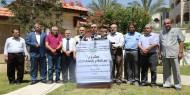 لجنة التكافل تضع حداً لنقص الأدوية وعلاج الامراض الخطيرة بعد منع عباس دخولها لمرضى غزة