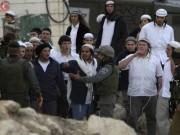 """عشرات المستوطنين يقتحمون منطقة """"جدور الأثرية"""" في الخليل"""