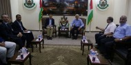 السنوار يطالب وكلاء الوزارات بغزة تسليم  مهام العمل لحكومة عباس ومن يخالف سيعاقب