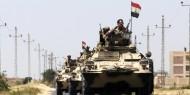 مصر تعلن إحباط عمليات عدائية ومقتل 3 مسلحين شمال سيناء