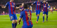 سواريز يودع زملاءه في برشلونة متوجهاً للدوري الانجليزي
