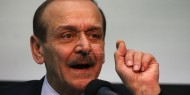 عبد ربه يدعو إلى إجراء حوار فلسطيني شامل برعاية مصرية