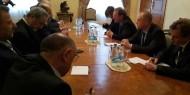 وفد من حركة حماس يلتقي مسؤولين روس في موسكو