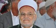 إبعاد الشيخ عكرمة صبري عن القدس 4 شهور