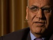عريقات يوجه رسالة شديدة اللهجة لحكومة الاحتلال القادمة