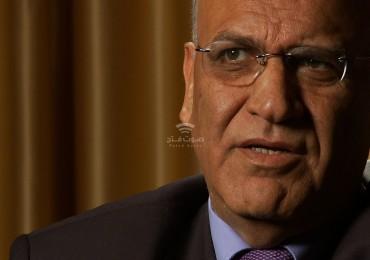 عريقات: وفد من فتح سيصل إلى غزة الأسبوع المقبل تتلوها زيارة من الرئيس للقطاع