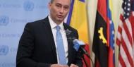 بالفيديو.. ملادينوف: لا توجد خطة بديلة لحل الدولتين وخلط القضايا الإنسانية بالسياسية خطر