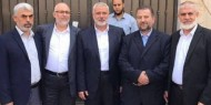 العاروري يهاتف هنية ويضعه في صورة لقاء اليوم الاول من حوارات المصالحة بالقاهرة