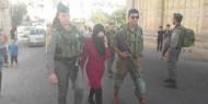 صور: تفاصيل صادمة دفعت الطفلة فاطمة لتسليم نفسها لجنود الاحتلال