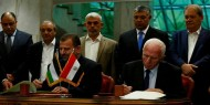 بالفيديو.. فتح وحماس توقعان إتفاق مصالحة تاريخي بمقر المخابرات المصرية بالقاهرة