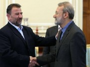 تفاصيل اجتماع وفد حماس برئاسة العاروري مع خرازي في طهران
