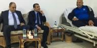 وفد المخابرات المصرية يزور أبو نعيم للتهنئة بسلامته