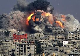 (محدث) 56 شهيدا و320 إصابة بالعدوان الإسرائيلي المتواصل على قطاع غزة