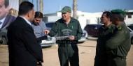 """معدات خاصة بأمن المعابر تصل """"غزة"""" عبر معبر كرم أبو سالم"""