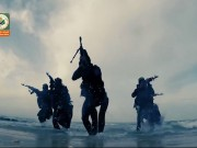 تقدير إسرائيلي : حماس تعد ضفادعها البشرية للمواجهة بعرض البحر